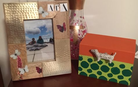 Credit: Rachel McKenna/Achona Online DIY crafts are inexpensive and a great way to be creative.