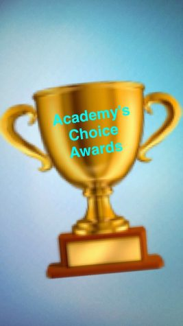 Every winner of each category was nominated by their fellow classmates online.
