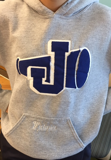 In her email to the Seniors explaining the new rules, Nitchals said that she would try to figure out a new sweatshirt for Jesuit cheerleaders to be able to wear during their season that reflects Academy.