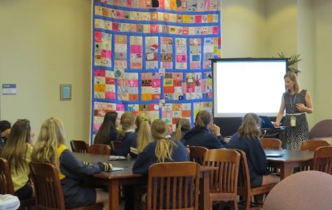 Major changes to the media center and and courtyard classrooms are having a profound effect on the high schoolers.