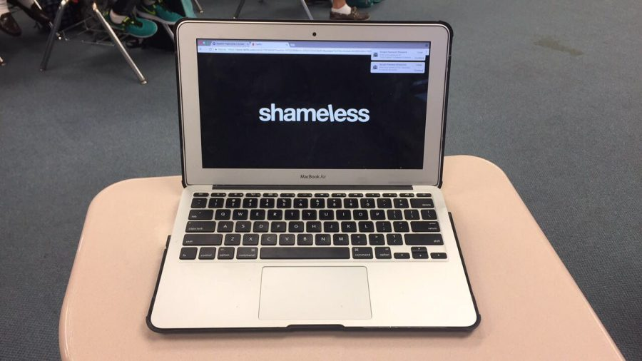 Shameless has been highly recommended amongst Academy students and has been given 5 starts on Netflix.