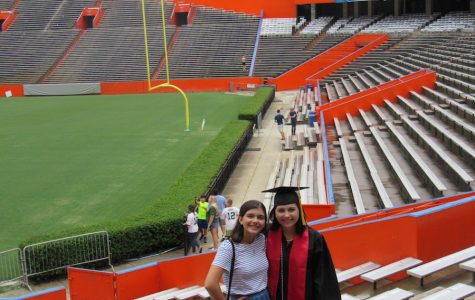 Ciara Alvarez recently graduated from the University of Florida in August of 2016 with a degree in nutrition photo credit: Vanessa Alvarez/Achona Online