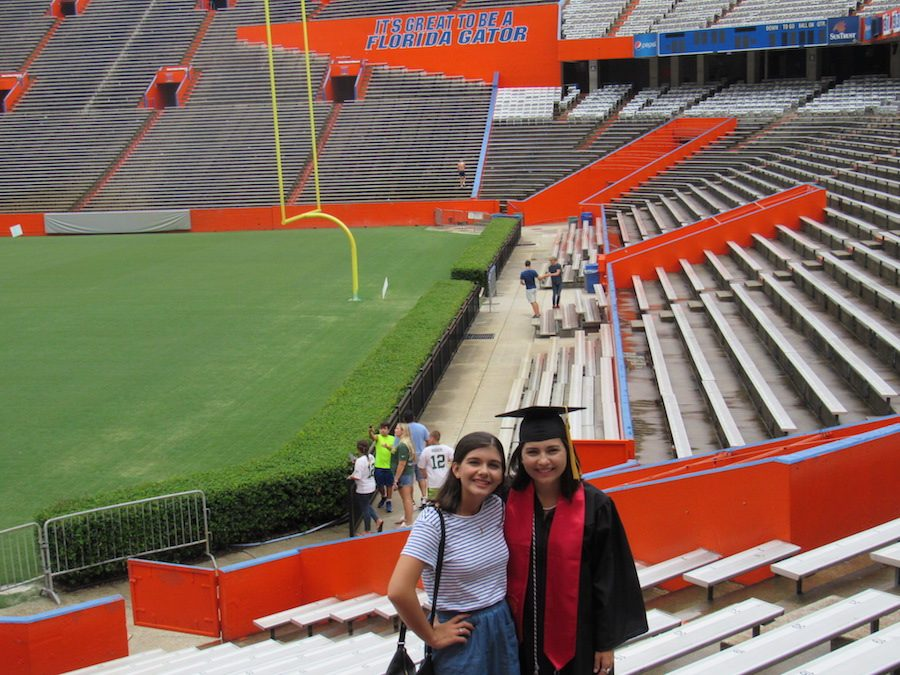 Ciara+Alvarez+recently+graduated+from+the+University+of+Florida+in+August+of+2016+with+a+degree+in+nutrition+photo+credit%3A+Vanessa+Alvarez%2FAchona+Online