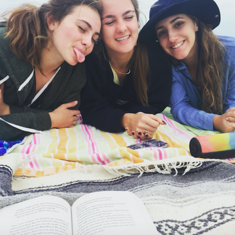 Photo Credit: Sophia Mastro/ Achona Online. AHN students enjoy the cold weather and are anxious to experience more.