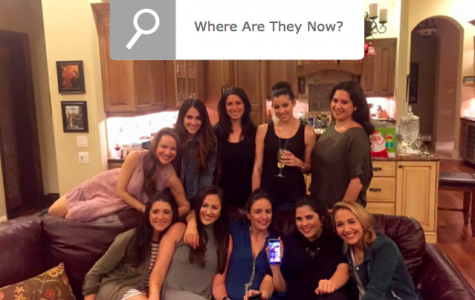 The class of '07 still reunited frequently for birthdays, weddings, and mother daughter hangouts.