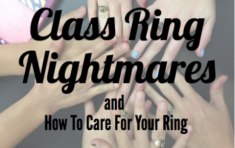 Class rings unite not only your class but as well as all the alumna that graduated Academy. Photo Credit: Chloe Paman