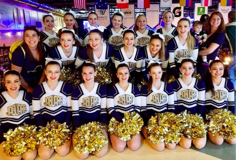 The Jaguarettes competed at the Universal Dance Associations Regional Championships over the MLK weekend.