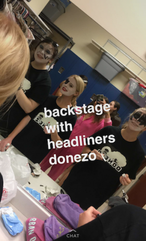 The new band, Donezo, that started in Academy has been the talk of Tampa ever since the Talent Show. Their documentary is out now on Youtube and will be soon releasing a single. Stay tuned for what is to come of the break out band.  Photo credit: Zoe Cuva (used with permission)