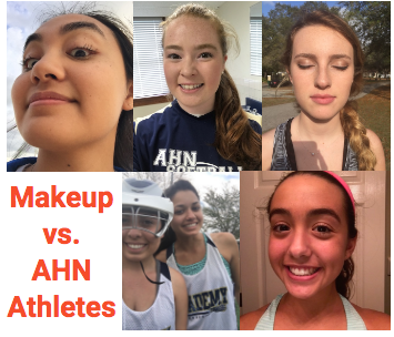 Whether they're rowing, running, or swinging, these Academy athletes didn't hesitate to put their makeup to the test.