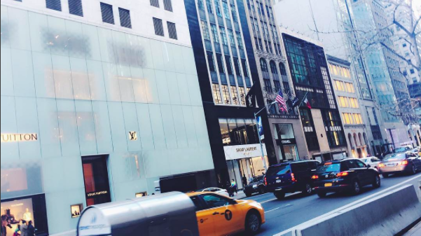 New York City is the fashion capitol of America.