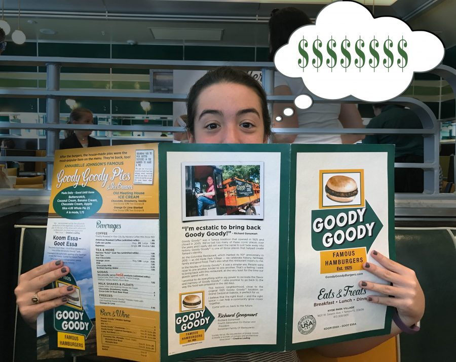 Goody Goody is one of the cheaper burgers places in town, and is deeply rooted in Tampa history Photo Credit: Grace Neal/Achona Online