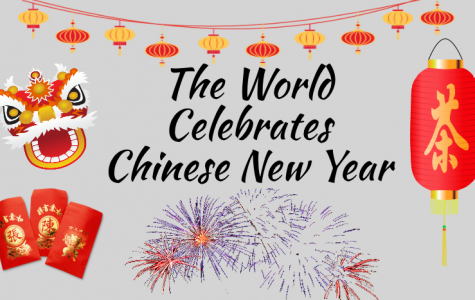 "The phrase ""Happy New Year"" means ""Gung Hei Fat Choi"" in Chinese or ""May You Have Good Fortune."""