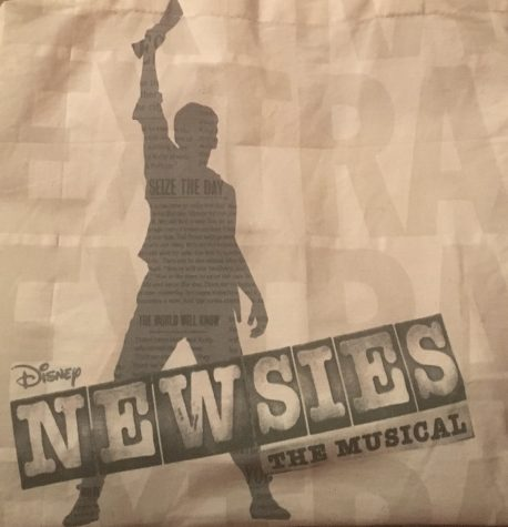 Newsies won Tony Awards for Best Choreography and Best Original Score in 2012. Credit: Emily Hoerbelt/Achona Online