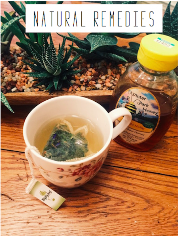 Natural remedies can be more beneficial to the body versus taking medication. Although the time to heal may take longer, natural treatments go beyond fixing the problem and can be used as a preventative.  Photo Credit: Maria Cacciatore/Achona Online