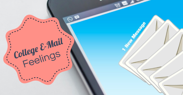 Pro tip: create a folder in your inbox to organize college e-mails. Photo Credit: Pixabay
