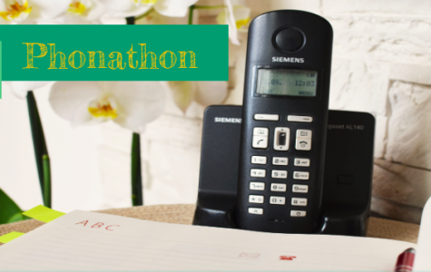 The Phonathon is a great way to learn stories from the alumni.  Photo Credit: Piktochart