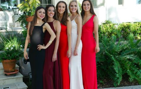 """Senior Riley Rubio says, """"I am so excited for prom to spend time with my friends, get my makeup and hair done, and get good pictures."""""""