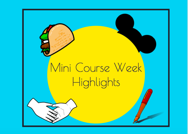 (Credit: Jessica Zakhary/Achona Online)  Mini Course Week offered over 30 different courses at AHN this year.