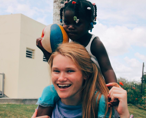 Photo Credit: Kendall Bulleit (Achona Online) Every year Academy sets aside one week for students to have the opportunity to go on Mission Trips.