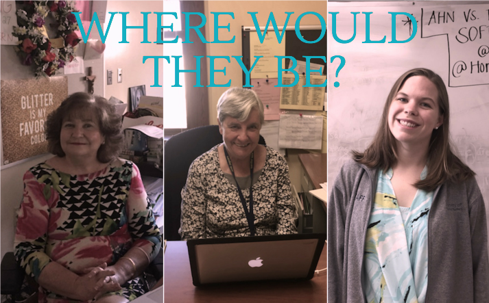 Before they found their true calling, not all of Academy's faculty and staff had their hearts set on teaching. Photo Credit: Vanessa Alvarez/AchonaOnline