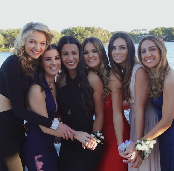 Photo Credit: Julia Prince/Achona Online Senior prom is the last high school dance you will have with your friends.