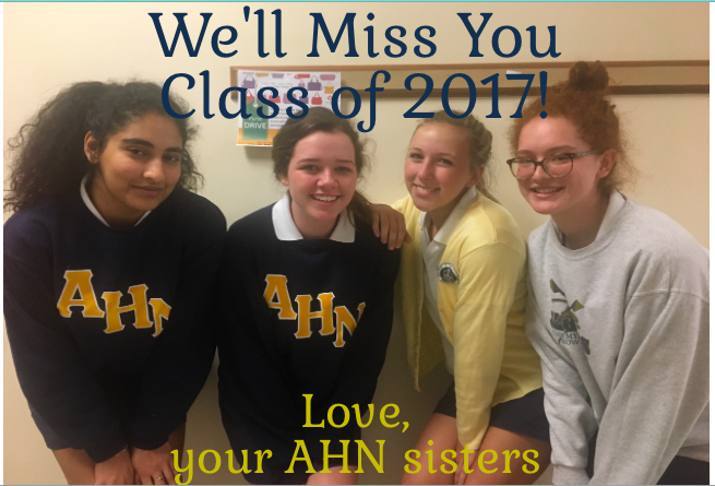Sophomore+Colleen+Duffy+says%2C+%22I%27m+going+to+cry+when+the+seniors+graduate%2C+especially+the+seniors+in+Robotics.+They+taught+me+so+much+and+I%27ll+miss+them+next+year.%22+Credit%3A+Valerie+White%2FAchona+Online+