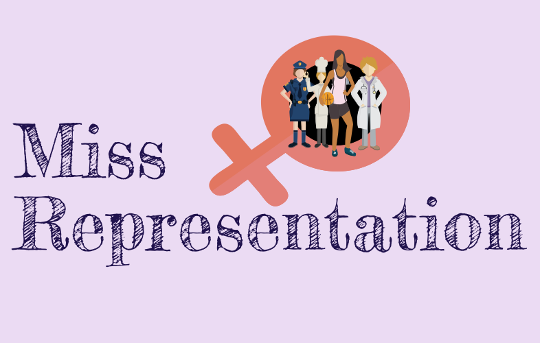 The Miss Representation documentary can be found on Netflix.