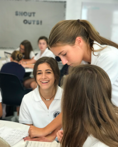 The Class of 2021 is the largest incoming freshman class at Academy to date.