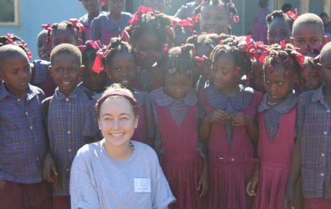 Christ the King School in Haiti has classes in grades pre-K through 5th grade (Photo Credit: Caitlin Weaver/ Achona Online)