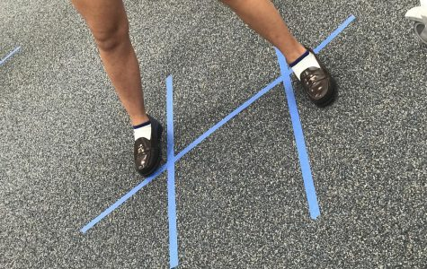 Math teachers around the country use dance dance transversal as a fun way to teach their students.