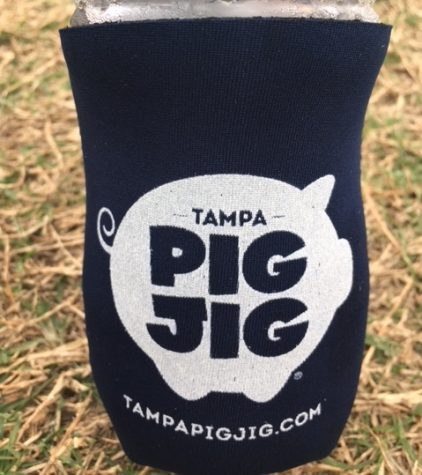 The name Pig Jig comes from both the barbecue and live music at the event. (Photo Credit: Caitlin Weaver/ Achona Online)