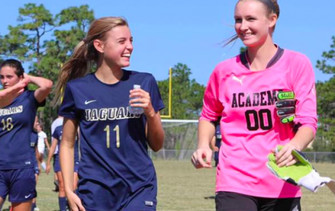 Academy Senior Athletes and How They Balance Their Lives