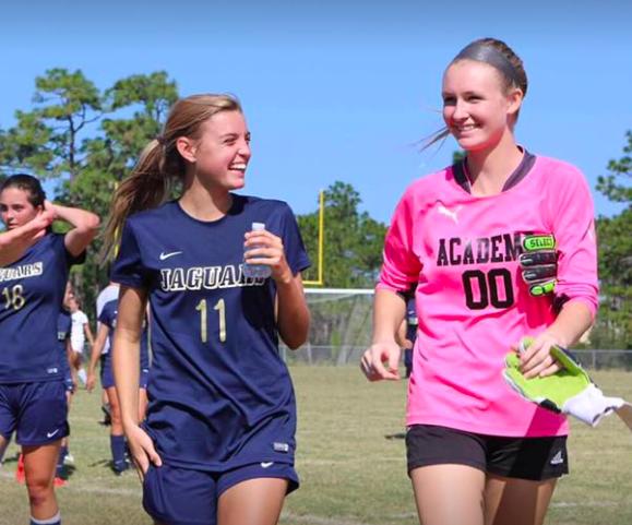 Academy Senior Athletes and How They Balance Their Lives