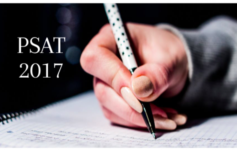 The PSAT added a writing skills section in 1997. Photo Credit: Sara Phillips/ACHONAOnline