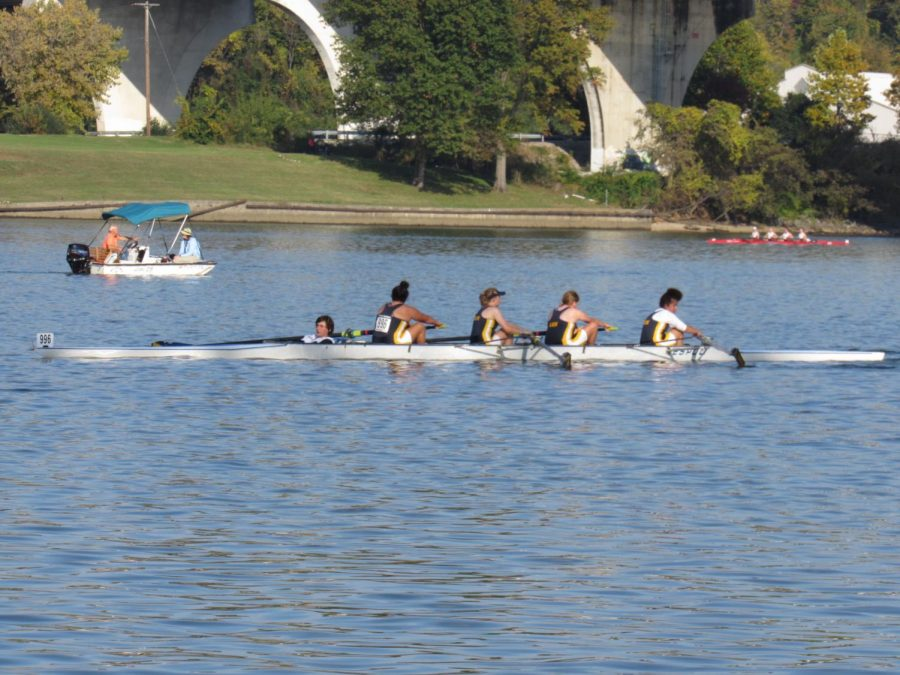 199 other teams competed in the Head of the Hooch. Photo Credit: Mei Lamison/ACHONAOnline
