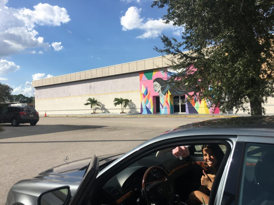 Leto toured the venue approximately one month ago with two other members of council. (Photo Credit: Mia Leto/used with permission)