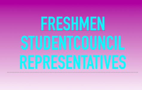 Freshmen Representatives are placed on event committees that are led by seniors. (Photo Credit: Piktochart/Sam Garateix/Achona Online)