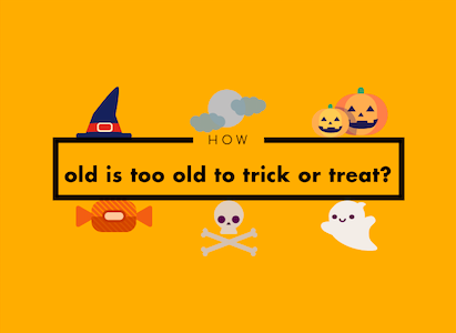 Trick-or treating became popular in the U.S. in the 1930's. Photo Credit: Gretchen Swenson/ACHONAOnline