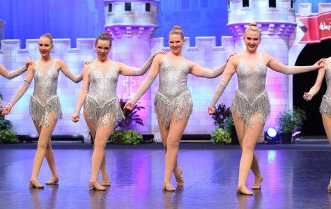 Jaguarettes Compete at UDA's Florida State Dance Championships