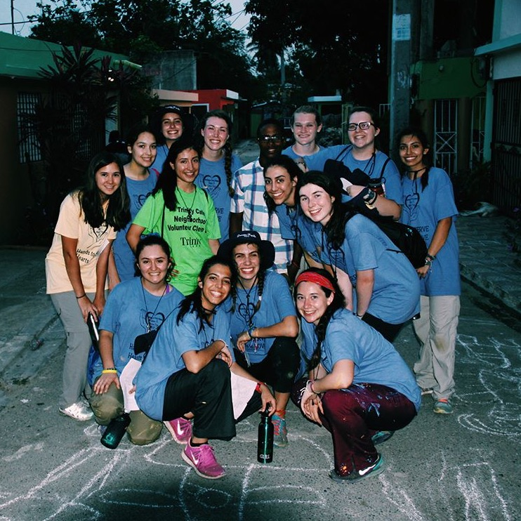 The mission trip to the Dominican Republic was the first trip created at Academy. (Photo Credit: Alex Smith/ Achona Online)