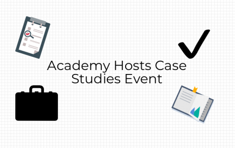 This is the first time that Academy is hosting the Case Studies Event.