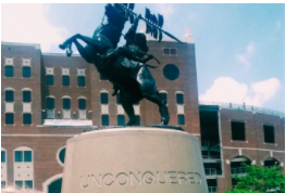 FSU's origins expand all the way to when Tallahassee was a wild frontier town, known for knife fights and duels.