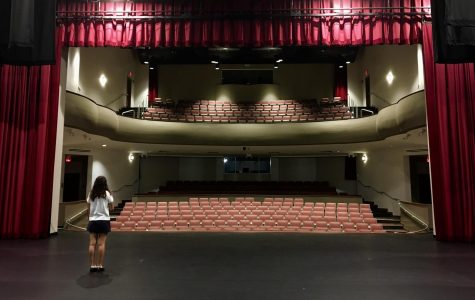 The 2018 talent show will be the first ever Academy Awards held in the Scarpo Family Theater. Photo Credit: Mei Lamison/Achona Online