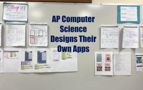 All of the students' work is displayed at all times to give them a clear view of their progress. (Photo Credit: Caitlin Weaver/ Achona Online)