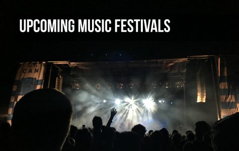 There are almost ten large music festivals around the country in the next year. (Photo Credit: Gracie Wipfli/Achona Online)