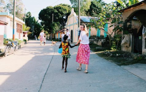 This was Teens for Haiti's seventh annual mission trip to Haiti. (photo Credit: McKenna Weathers/ used with permission).