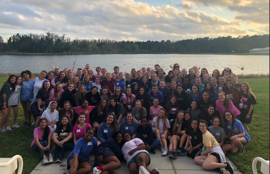 The Senior Class of 2018 is comprised of 118 students. (Photo Credit: Emily Pantelis/ Achona Online)