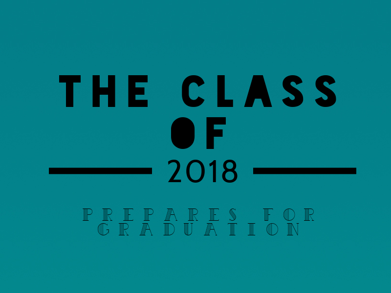 The class of 2018 will graduate on May 29th at the Straz Center For The performing Arts.  (Photo Credit: Elle Lehman/Achona Online)