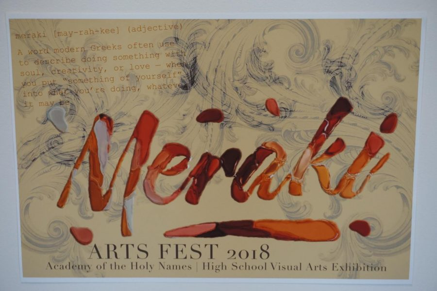 Students Showcase Work at Annual Arts Fest