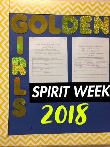 Updates from spirit week can be found on Twitter @jagnation_1881.  (Photo credit: Emily Anderson/Achona Online)